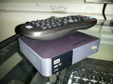 WD TV Live Media Player (Gen 3) Review (WDBHG70000NBK)