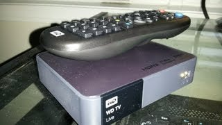 WD TV Live Media Player (Gen 3) Review (WDBHG70000NBK)