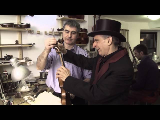 Meet the Music! Inspector Pulse Pops a String: Episode 3