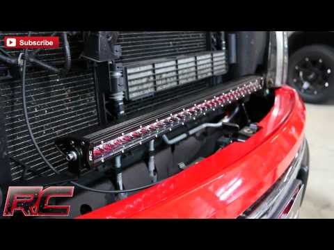 30 Quot Single Row Cree Led Light Bar By Rough Country