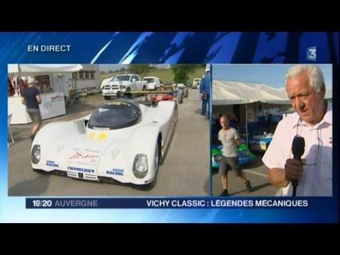 Vichy Classic : Légendes mécaniques