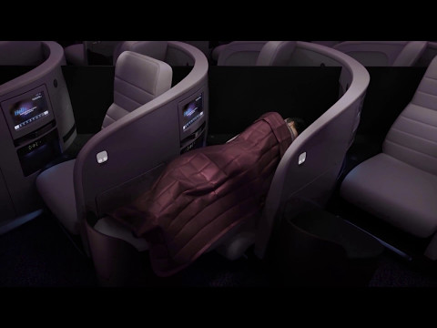 Business Premier on Air New Zealand Boeing 777-200