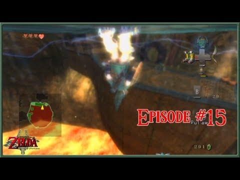 The Legend of Zelda: Twilight Princess - Link's Magnetic Personality - Episode 15
