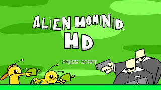 Alien Hominid HD Trailer