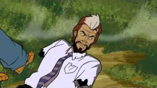 The Venture Brothers - If you lived here...... you