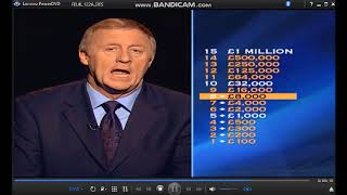 Who Wants To Be A Millionaire 3rd Edition DVD Gameplay (2)