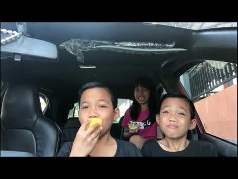 Makan lemon tanpa expresi challenge