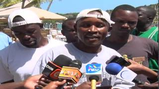 Sailors Return Home to Mombasa