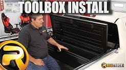 How to Install Truxedo TonneauMate Toolbox