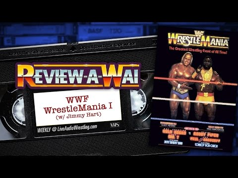 WrestleMania 1 Review: Hogan & Mr. T vs Piper & Orndorff | REVIEW-A-WAI