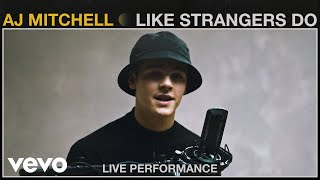 Смотреть клип Aj Mitchell - Like Strangers Do