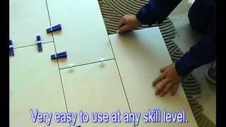 Repeat youtube video EASYTILER tile leveling system