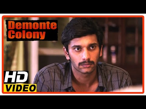 Demonte Colony Tamil Movie | Scenes | Naadi Astrologer Predicts Arulnithi's Future