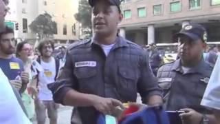 Trollando o Policial