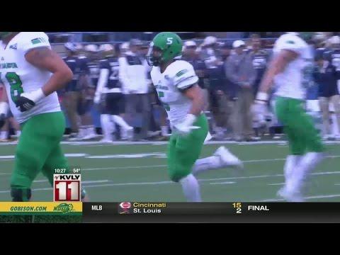 Sports: North Dakota prepares for Cal Poly