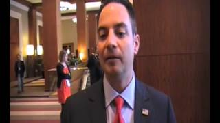 Reince Priebus talks rules change in Charlotte, NC