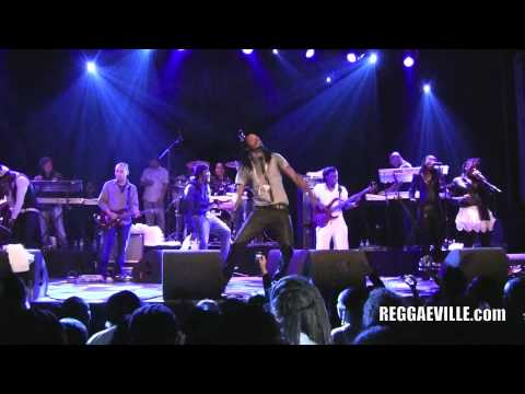 Gyptian - Nah Let Go [Part 6: Live in Amsterdam 10/25/2010]