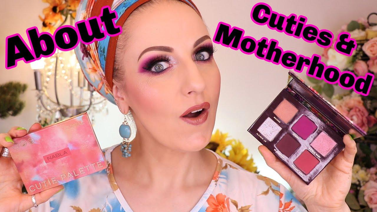 Such a Cutie! 💖 Wild Berry Palette | Nabla Cosmetics | First Impression & Swatches