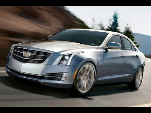 Cadillac Ats 2.0 T >> 2015 Cadillac ATS Start Up and Review 2.0 L 4-Cylinder ...