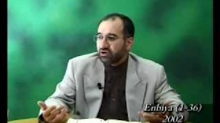 101-Enbiya Suresi 1-36 / Mustafa İslamoğlu - Tefsir Dersleri