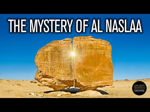Is this Evidence of Ancient High Technology at Al-Naslaa? | Ancient Architects