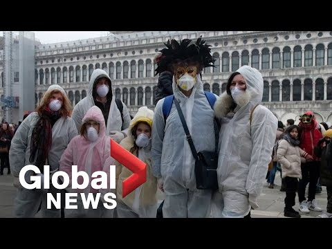 Coronavirus outbreak: Italy cancels Carnival as virus infections spike, death toll rises