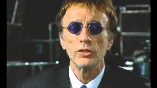 Watch Robin Gibb Everything Is How You See Me video