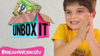 Minecraft Grass Series 1 Blind Box Mini Figures Unboxing with HobbyKidsTV | UNBOX IT