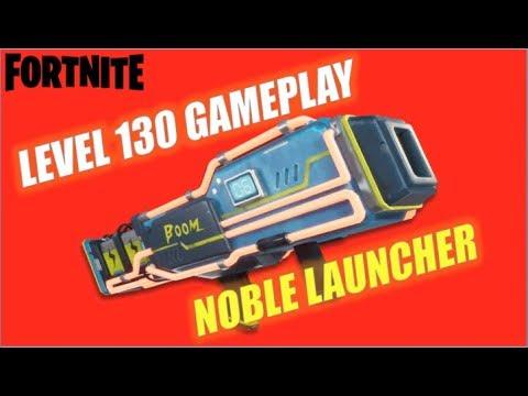 NEW Neon Noble Launcher - Level 130