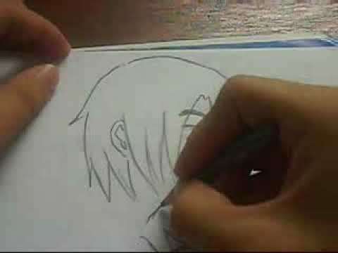 Drawing Sad Emotional Couple Anime My Special Artwork 09
