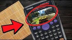 1774bd8cb7081 لن تصدق انني شغلت قراند 5 GTA على الآلة الحاسبة لا يفوتك !! - Duration   13 27.