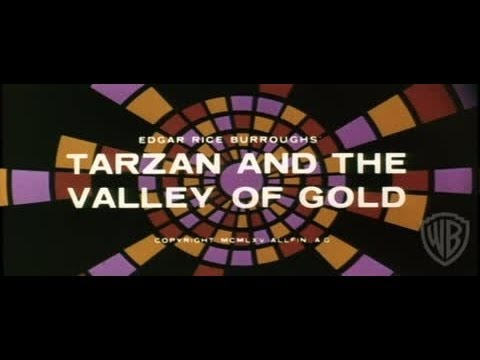 Tarzan and the Valley of Gold - Feature Clip