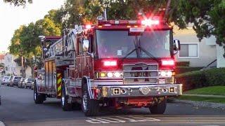 Alhambra Fire Dept. Truck 71
