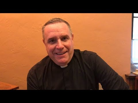 A #GivingTuesday 2018 Thank You from Father Dave