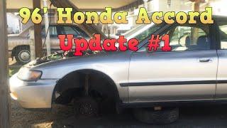 1996 Honda Accord - Update 1