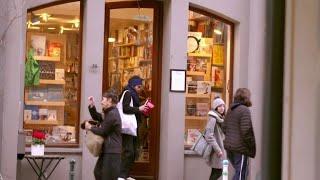 Pénétrez dans la librairie « Tulitu » à Bruxelles