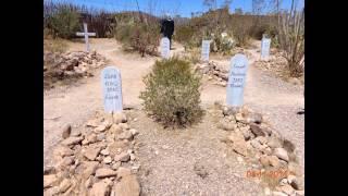 Old West grave sites - slideshow (Earp, Doc, etc)