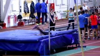 Соревнования по прыжкам в высоту и подготовка к ним 2016 Зайцева Яна