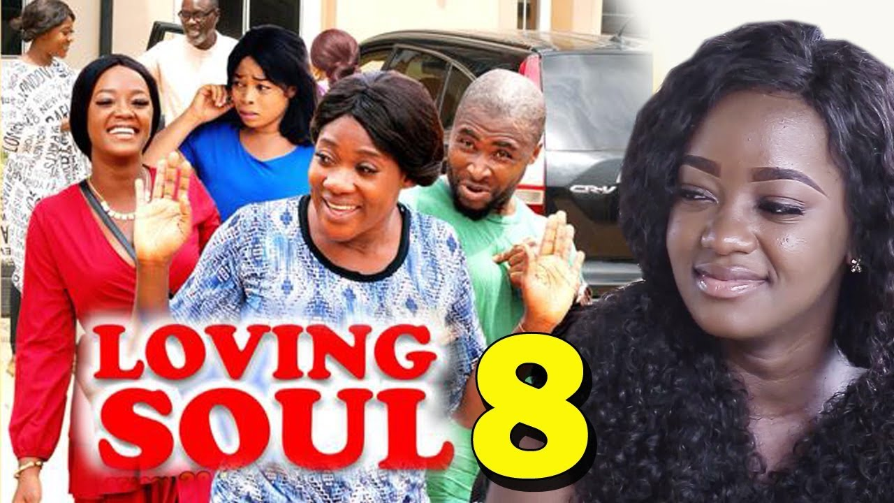 Download LOVING SOUL SEASON 8 - (New Movie) Mercy Johnson 2019 Latest Nigerian Nollywood Movie Full HD