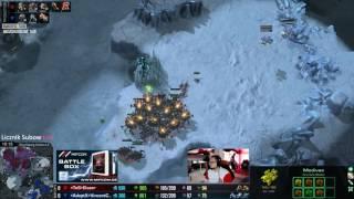 HSC - ZvT - Masa vs Elazer - Starcraft 2 HD Polski komentarz
