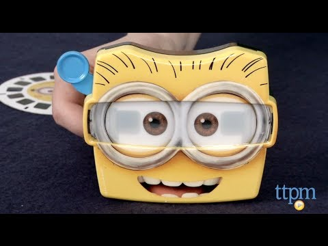 ViewMaster Despicable Me 2 3D Viewer from Basic Fun