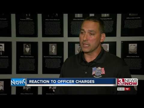 Omaha Police Officers' Association condemns charges against officers