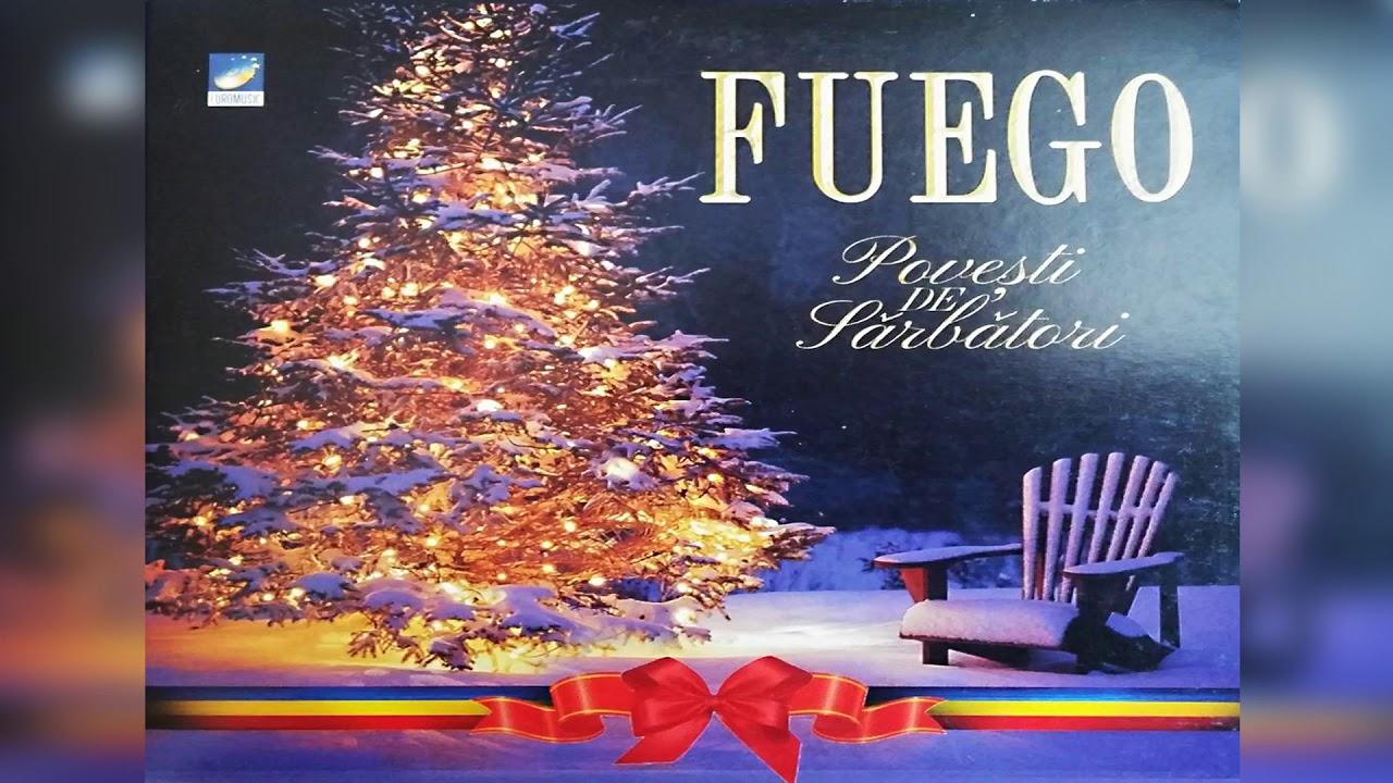 Fuego - Colind in tara dintre munti - CD - Povesti de sarbatori