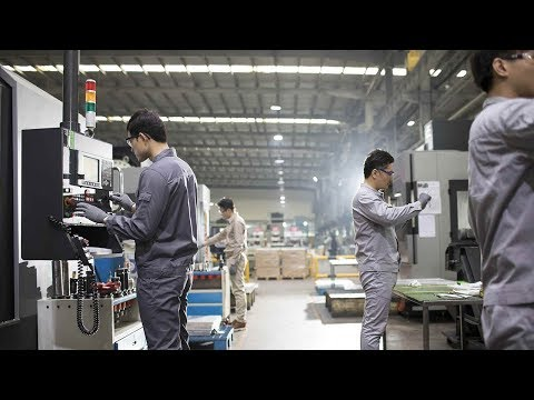 China industrial output expands 6.8 percent in May