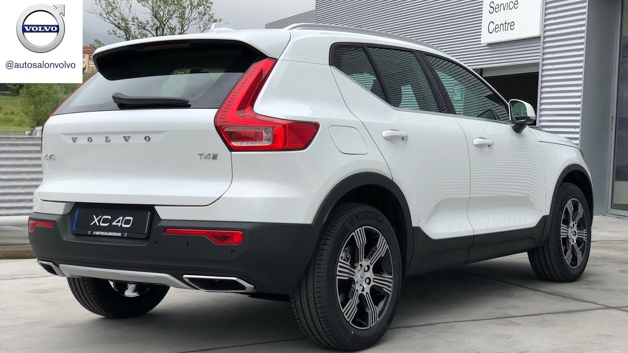 volvo xc40 39 19 t4 inscription exterior interior youtube. Black Bedroom Furniture Sets. Home Design Ideas