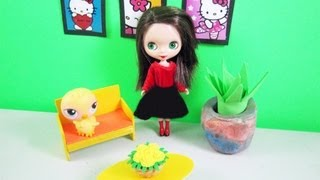 Doll Crafts: How To Make A Balsa Wood Sofa For Your Lps And Fashion Dolls