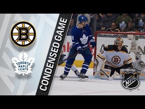 Boston Bruins vs Toronto Maple Leafs – Feb. 24, 2018 | Game Highlights | NHL 2017/18. Обзор