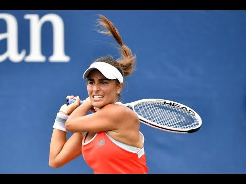 Margarita Gasparyan Vs Monica Puig | US Open 2020 Round 1