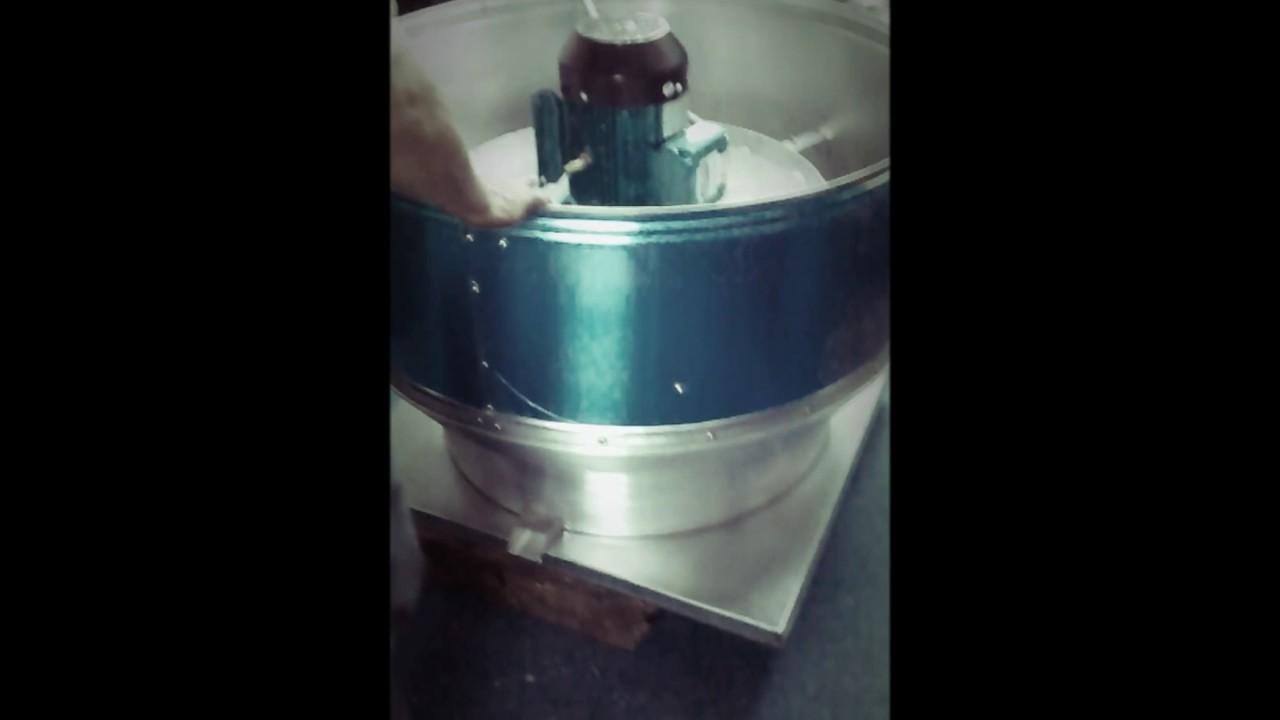 Extractores industriales tipo hongo mantenimiento humo - Extractores de humo ...