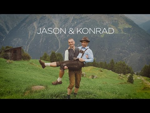 Jason & Konrad - Epic Wedding Adventure - California To Austria